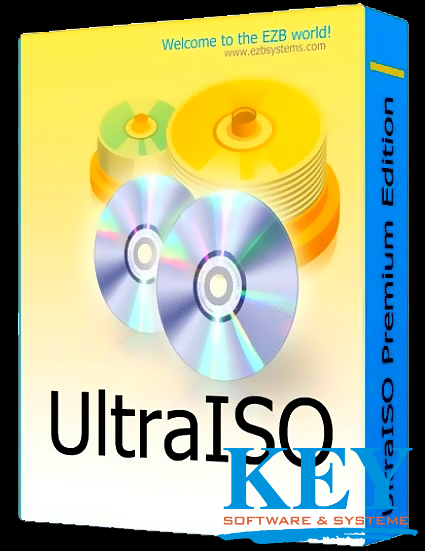 UltraISO Premium Edition 2019 ( Бесплатно )
