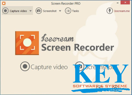IceCream Screen Recorder бесплатно